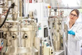 GTP Bioways invests €12M in two GMP biopharmaceutical production units
